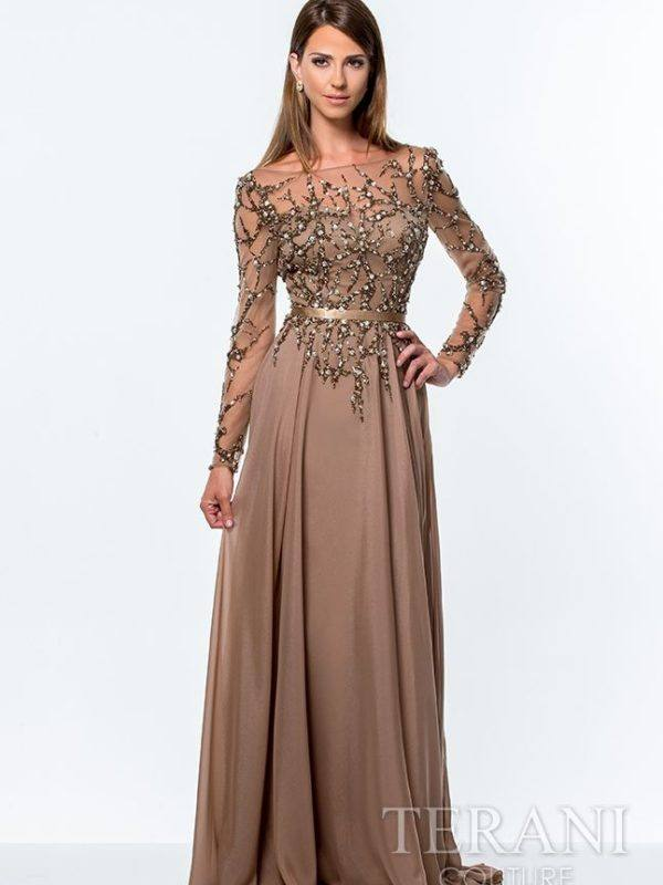 Rochie Terani Mother of the bride 151M0361 7