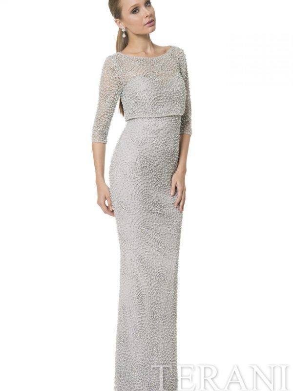 Rochie Terani Mother of the bride 1611M0630 4