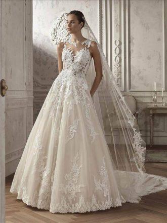 Rochie de Mireasă Amaury 9