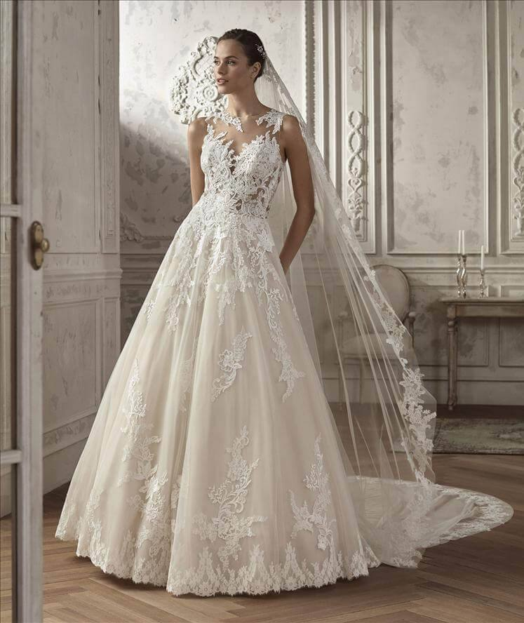 Rochie de Mireasă Amaury 1