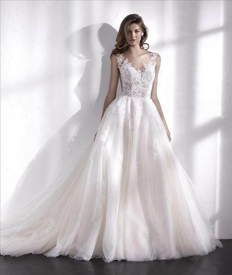 Rochie de Mireasă Libano 1