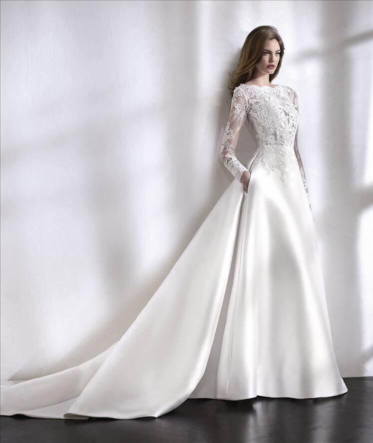 Rochie de Mireasă Lionela 1