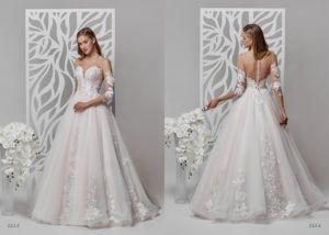Rochie de mireasa ELLA 4